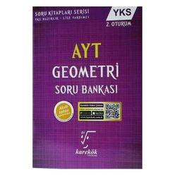 Karekök AYT Geometri 2. Oturum Soru Bankası - Thumbnail