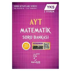Karekök AYT Matematik 2. Oturum Soru Bankası - Thumbnail