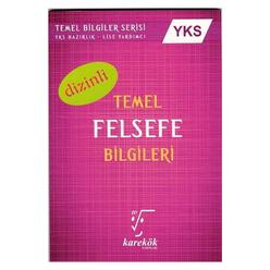 Karekök Ayt Temel Felsefe Bilgileri (Dizinli) - Thumbnail