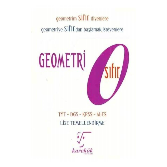 Karekök Geometri Sıfır