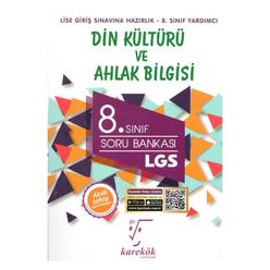 Karekök LGS 8.Sınıf Din Kültür Soru Bankası - Thumbnail