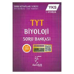 Karekök Tyt Biyoloji Soru Bankası - Thumbnail