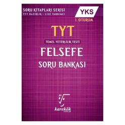 Karekök Tyt Felsefe Soru Bankası - Thumbnail