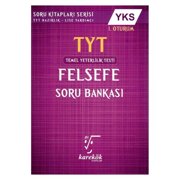 Karekök Tyt Felsefe Soru Bankası