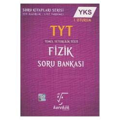 Karekök Tyt Fizik Soru Bankası - Thumbnail