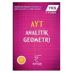 Karekök YKS Analitik Geometri Konu Kitabı - Thumbnail