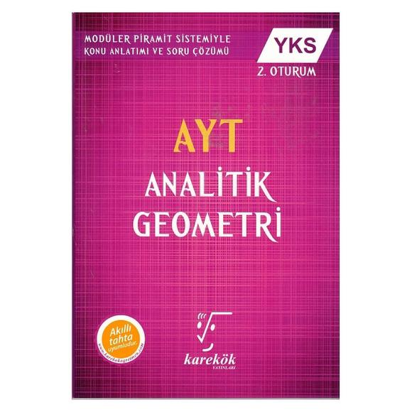 Karekök YKS Analitik Geometri Konu Kitabı