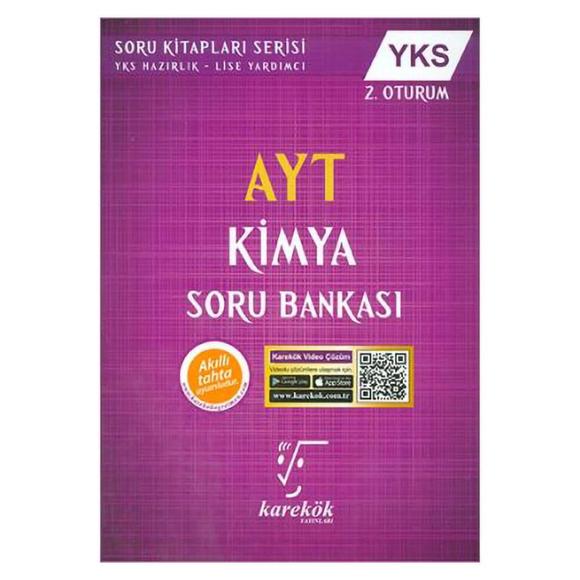 Karekök YKS Kimya Soru Bankası 2. Oturum