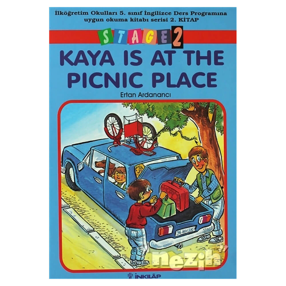 Kaya Is At The Picnic Place Stage 2