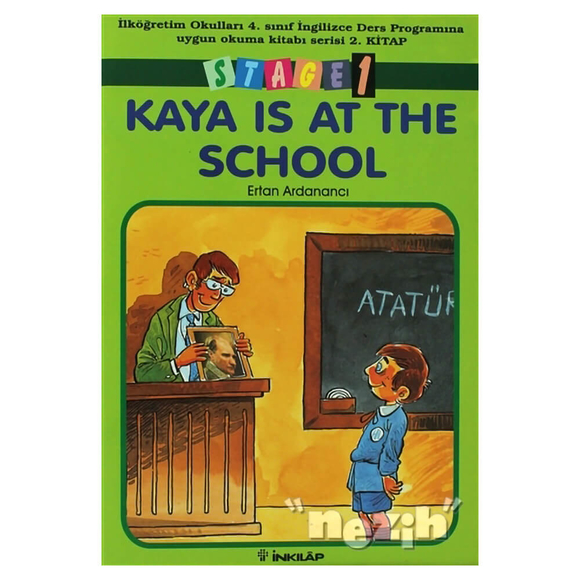 Kaya Is At The School Stage 1