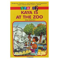 Kaya Is At The Zoo Stage 2 - Thumbnail