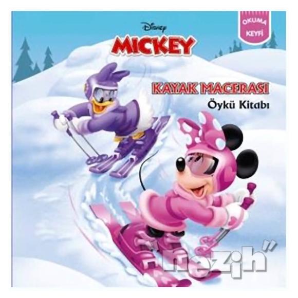 Kayak Macerası - Disney Mickey