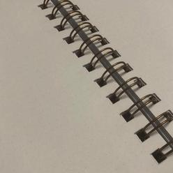 Kayansel for fulique Kadın Spiralli Noktalı Defter 14.8x21cm - Thumbnail