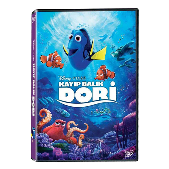 Kayıp Balık Dori - DVD