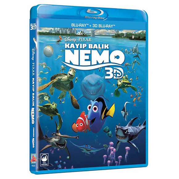 Kayıp Balık Nemo - DVD