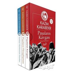 Kazım Karabekir Seti (3 Kitap Takım) - Thumbnail
