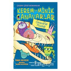 Kerem ile Minik Canavarlar - Canavarlar Müzede - Thumbnail
