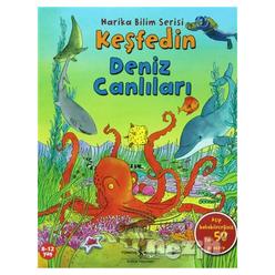 Keşfedin Deniz Canlıları - Thumbnail