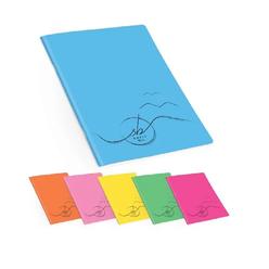 Keskin Color A4 40Yp Çizgili Plastik Kapak - Thumbnail