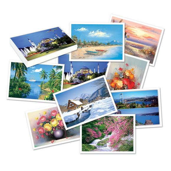 Keskin Color Atatürk Kartpostal 900112-99