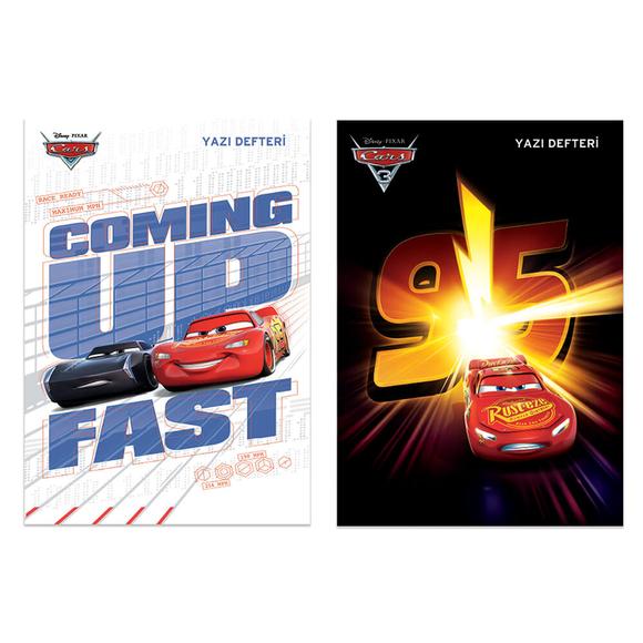 Keskin Color Cars Güzel Yazı Defteri A4 40 Yaprak 280200-33