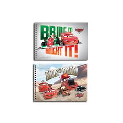 Keskin Color Cars Resim Defteri 17x25 cm 15 Yaprak 300115-33 - Thumbnail
