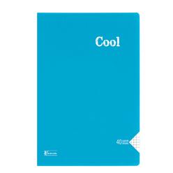 Keskin Color Cool Defter Kareli PP Kapak A5 40 Yaprak 450602-99 - Thumbnail