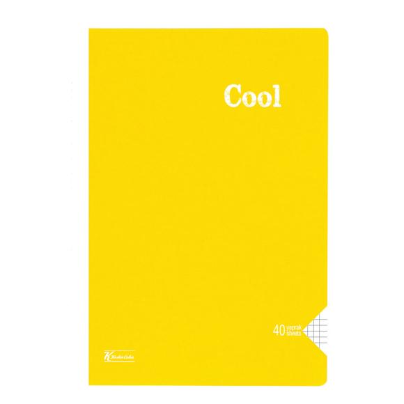 Keskin Color Cool Defter Kareli PP Kapak A5 40 Yaprak 450602-99