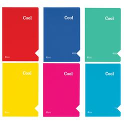 Keskin Color Cool Defter PP Kapak Çizgili A4 40 Yaprak 321801-99 - Thumbnail