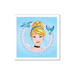 Keskin Color Doğum Günü Kartı Prensesler 10 Adet - Thumbnail
