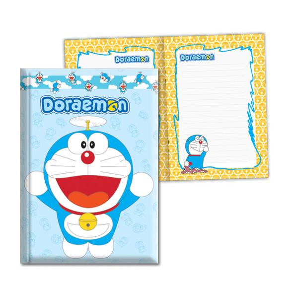 Keskin Color Doraemon Kilitli Hatıra Defteri 14x20 cm 104 Yaprak 310210-83