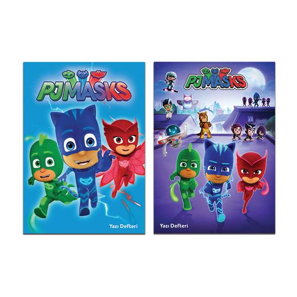 Keskin Color Pijamaskeliler Güzel Yazı Defteri A5 40 Yaprak 280100-88