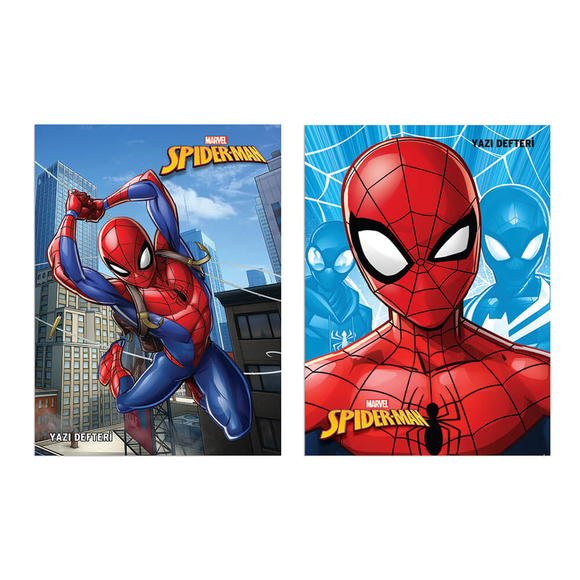 Keskin Color Spiderman Güzel Yazı Defteri A5 40 Yaprak 280100-06
