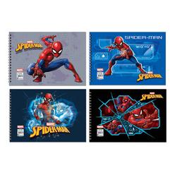 Keskin Color Spiderman Resim Defteri 17x25 cm 15 Yaprak 300115-06 - Thumbnail