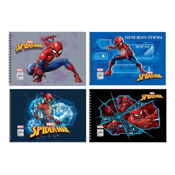 Keskin Color Spiderman Resim Defteri 17x25 cm 15 Yaprak 300115-06