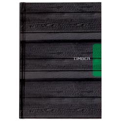 Keskin Color Timber Çizgili Defter 14x20 cm 120 Yaprak 410681-99 - Thumbnail