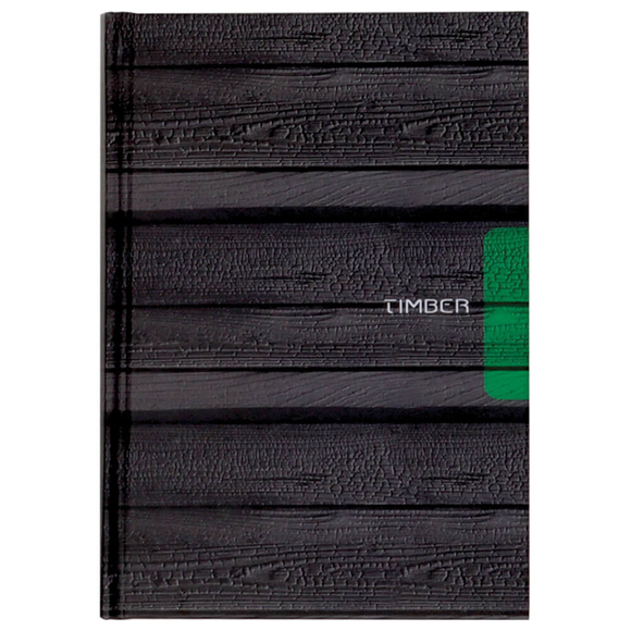Keskin Color Timber Çizgili Defter 14x20 cm 120 Yaprak 410681-99