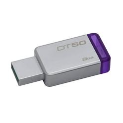 Kingston Datatraveler 50 Usb Bellek 8 GB - Thumbnail