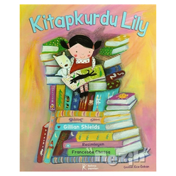 Kitapkurdu Lily - Thumbnail