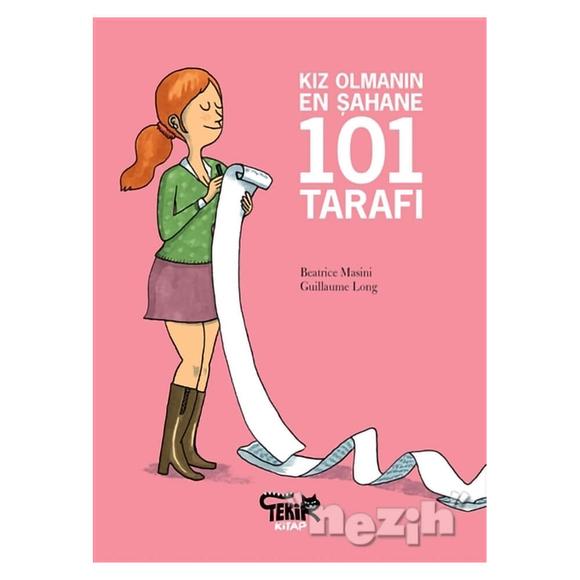 Kız Olmanın En Şahane 101 Tarafı