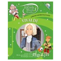 Klasik Müzik Masalları - Vivaldi - Thumbnail