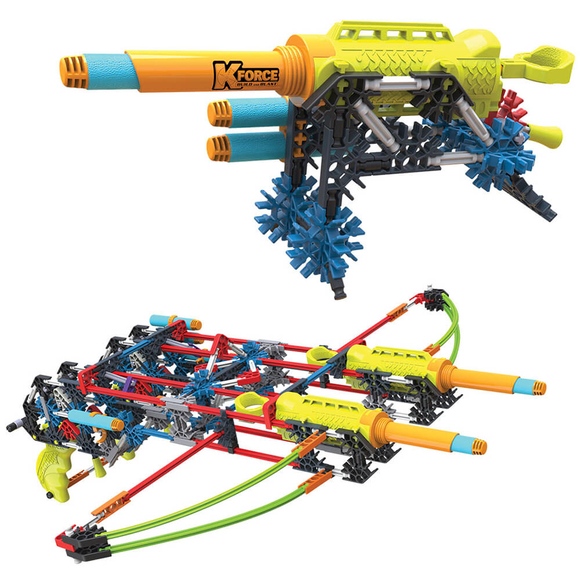 Knex Dual Cross Set 47526