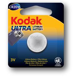 Kodak CR2016 Düğme Pil Ultra Lityum 281384 - Thumbnail