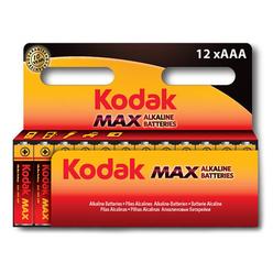 Kodak Max Alkaline Kalem Pil AAA 12'li - Thumbnail