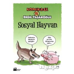 Komikaze 15 Sosyal Hayvan - Thumbnail