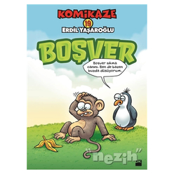 Komikaze 19 - Boşver - Thumbnail