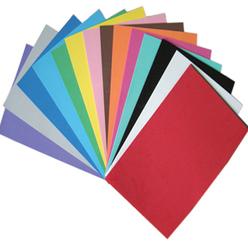 Kosida Eva Yapışkanlı 10 Renk 20x30 cm 17142 - Thumbnail