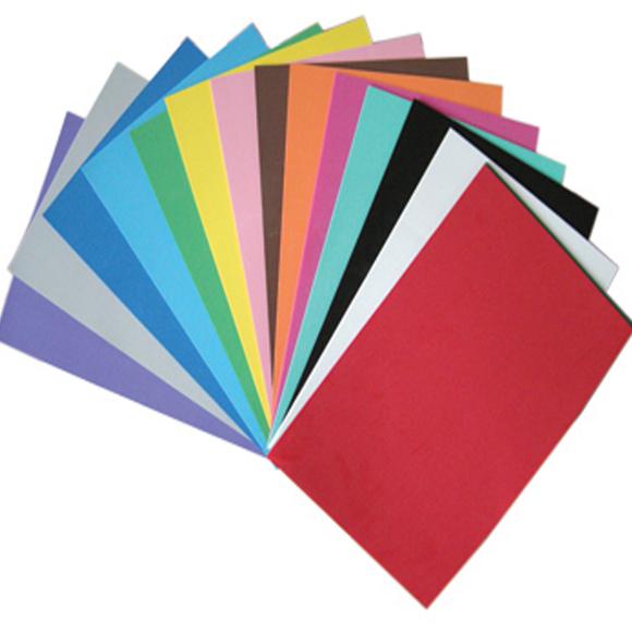 Kosida Eva Yapışkanlı 10 Renk 20x30 cm 17142