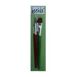 Kosida Okul Fırça Seti 4'lü KFSET-79-4 - Thumbnail