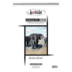 Kosida Painting Mix Block 35x50 25 yp. (Özel Üretim) 10195E - Thumbnail